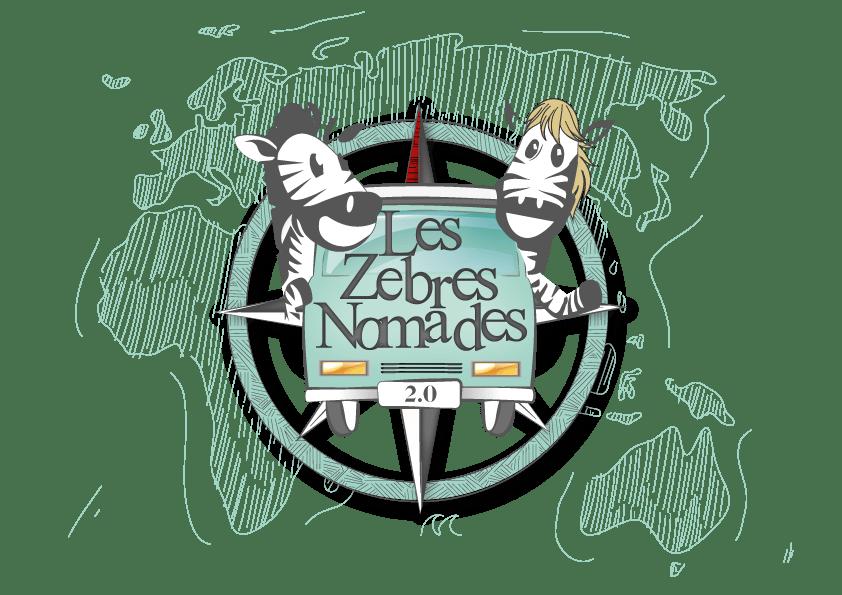 Logo les zebres nomades rectangle png entrepreneurs 2.0 ecommerce formation blog vanlife youtube instagram