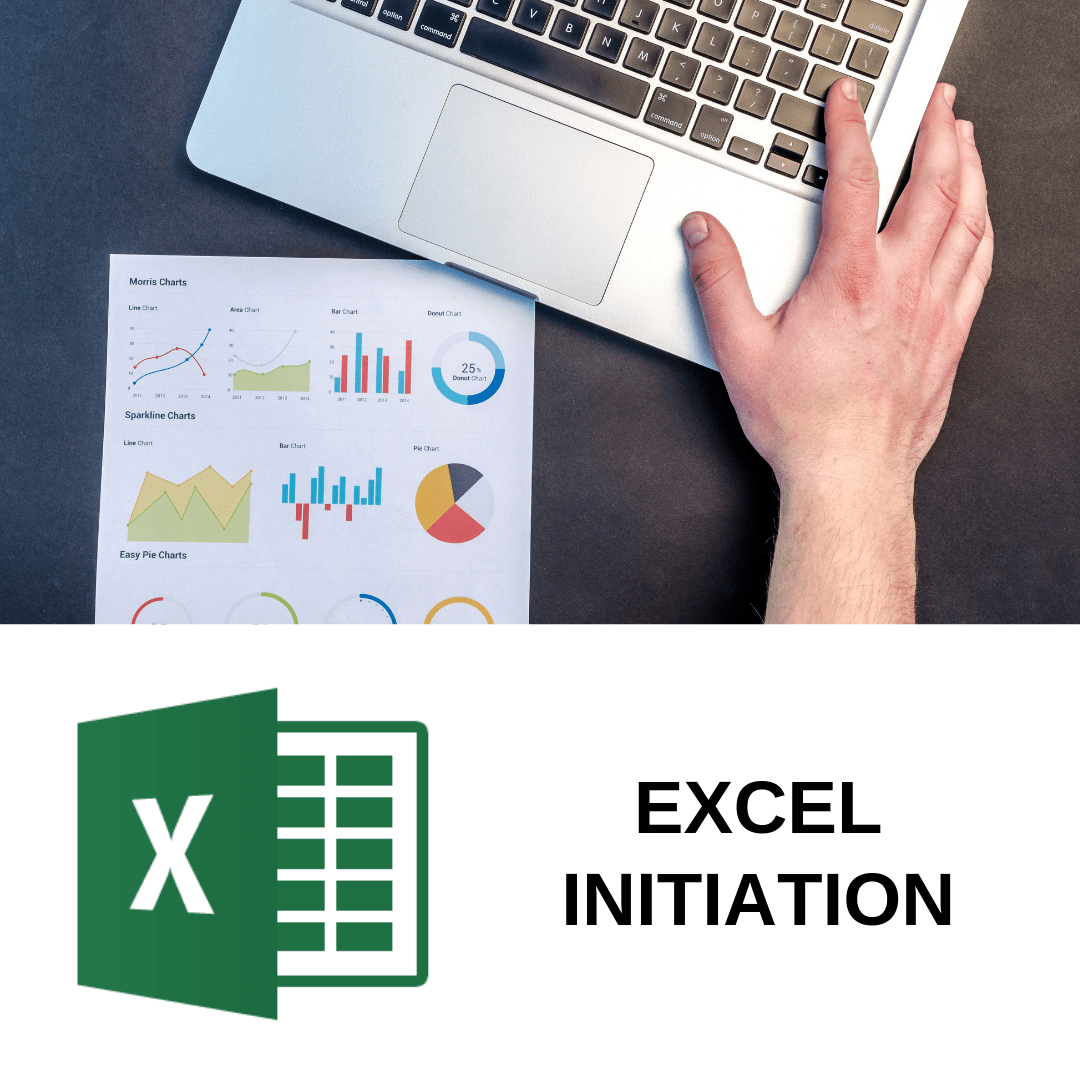 Formation excel initiation sur les sites les zebres nomades