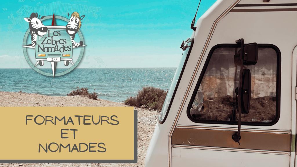 Formateurs et nomades - digital nomade